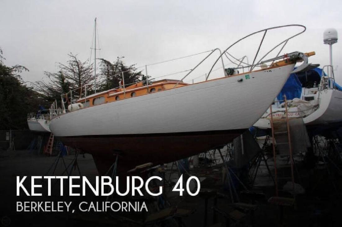 1961 K-40 Berkeley CA