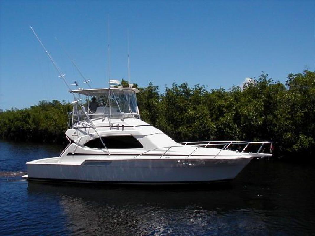 2002 39 Bertram Yachts For Sale In Fort Lauderdale