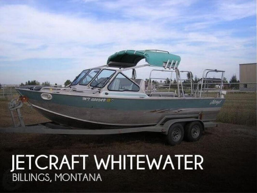 2001 Jetcraft Whitewater Billings MT