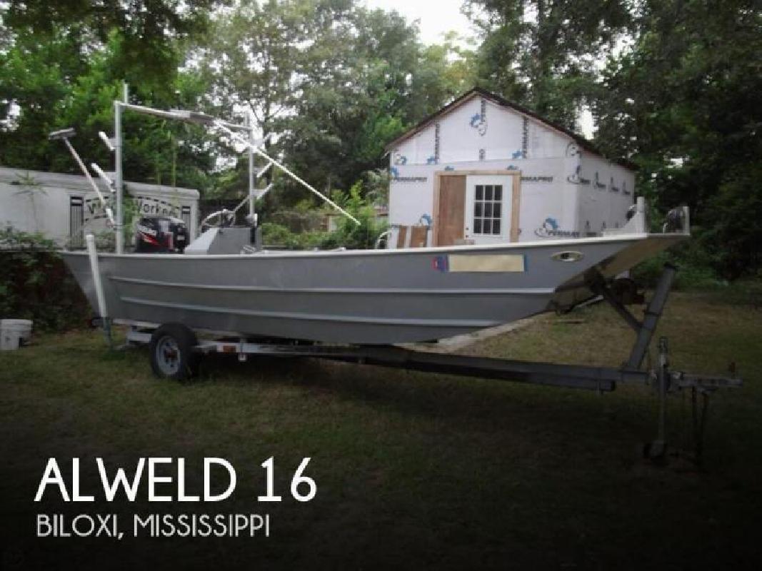 1995 Alweld 16 Biloxi MS
