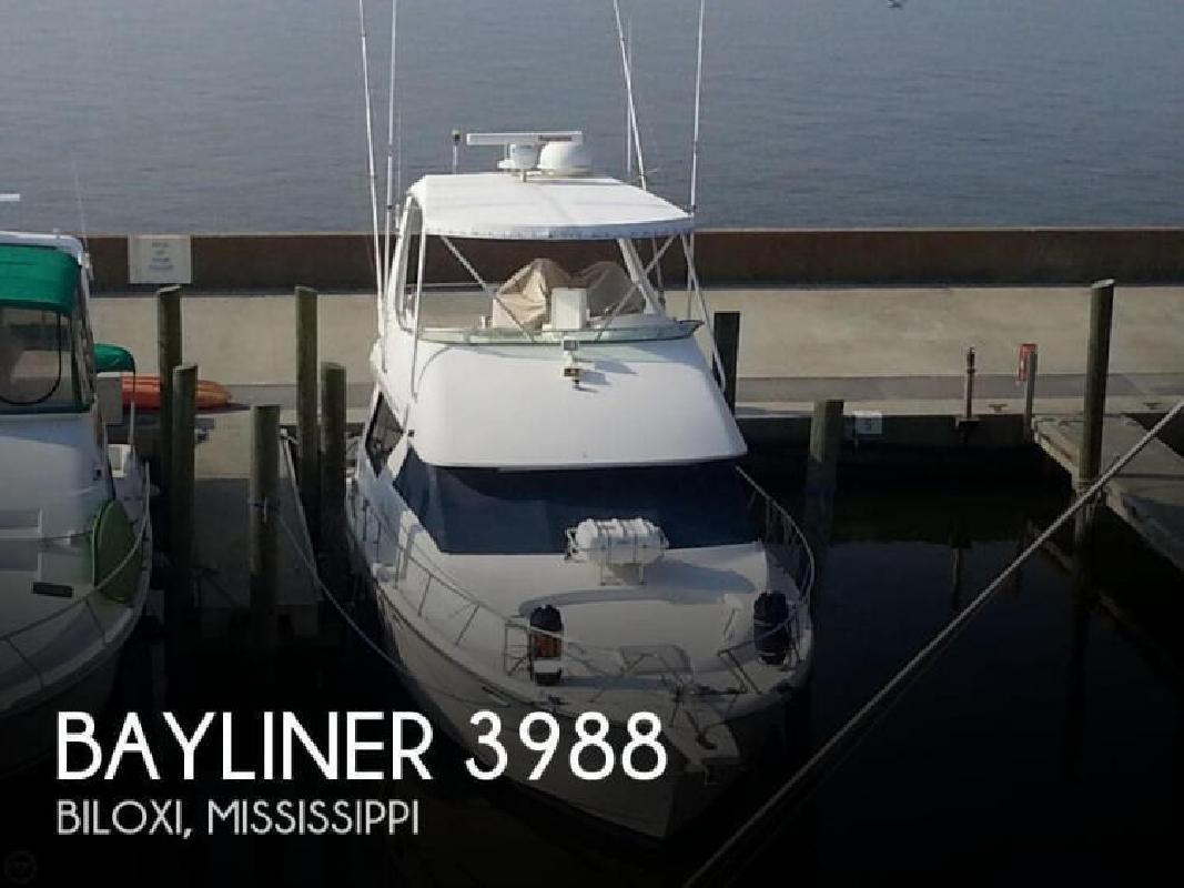 1999 Bayliner 3988 Biloxi MS