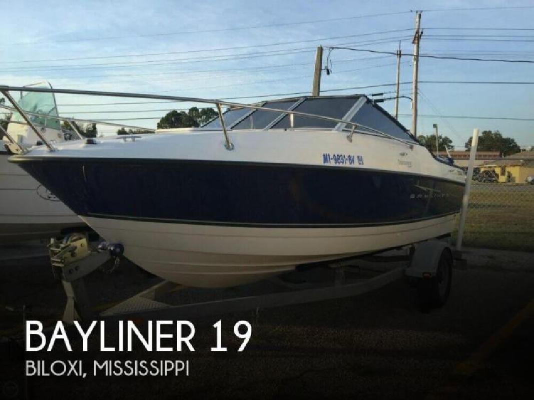 2008 Bayliner 19 Biloxi MS