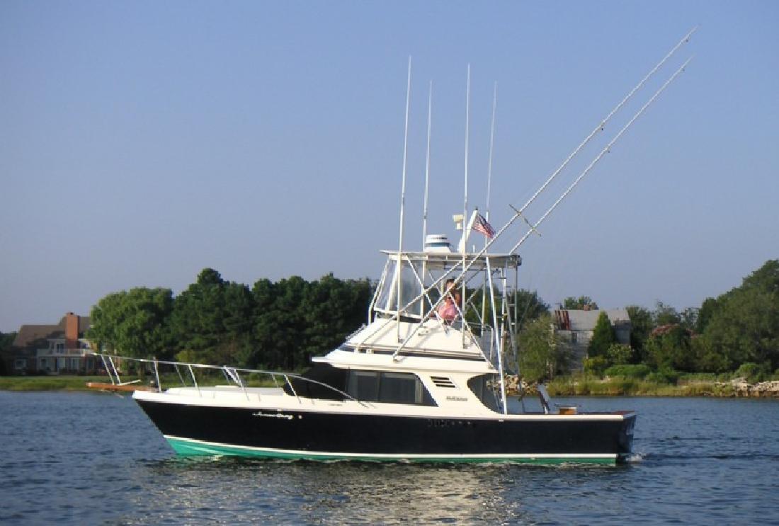 5d824876a72 1986 29  Blackfin Convertible for sale in Onancock