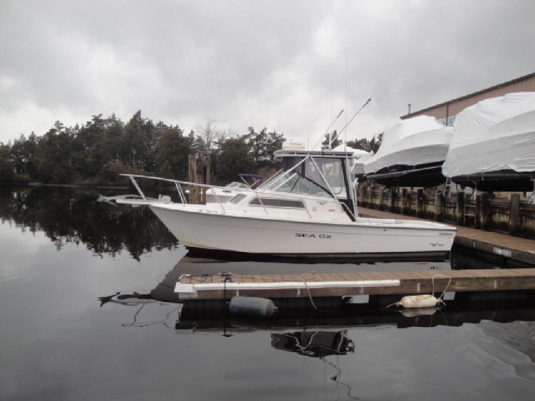 1988 - Sea Ox Boats - 260C Blue Water Pro in Tuckerton, NJ
