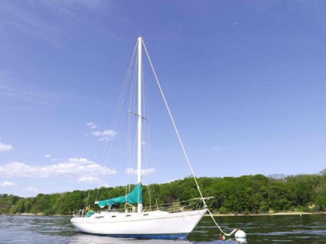 $29,500 OBO Irwin Citation 39 Foot Sailboat 1980 Blue Water Sailboat