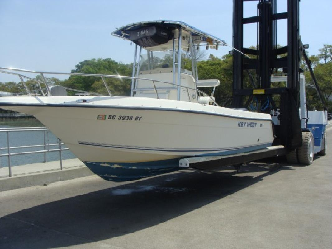 Center console boats for sale in south carolina