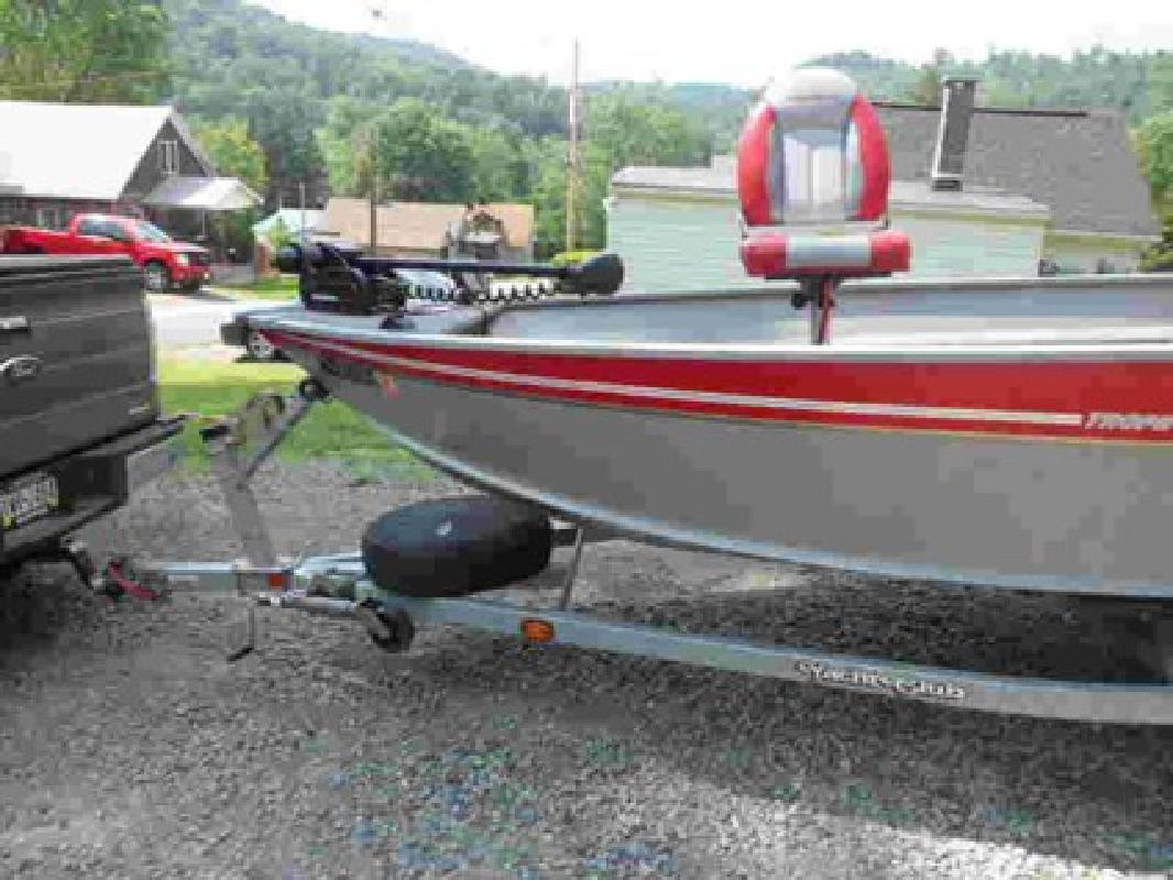 Sylvania new and used boats for sale for Fishing boats for sale craigslist
