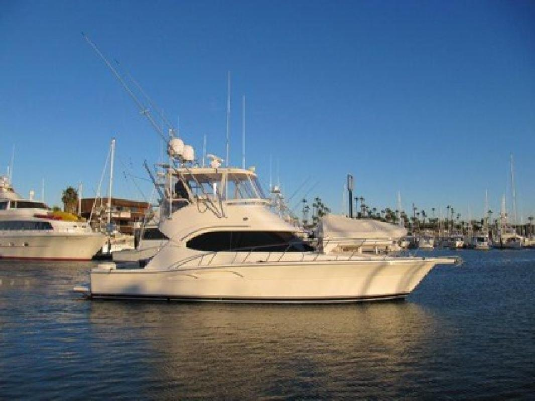 369 000 40 39 riviera sportfisher boat 2005 for sale in san for Fishing boats for sale san diego