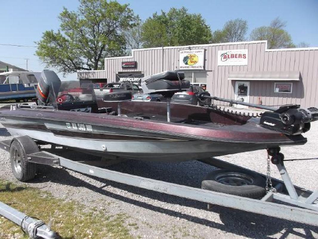 1988 Bass Cat Bass Boat Arma KS