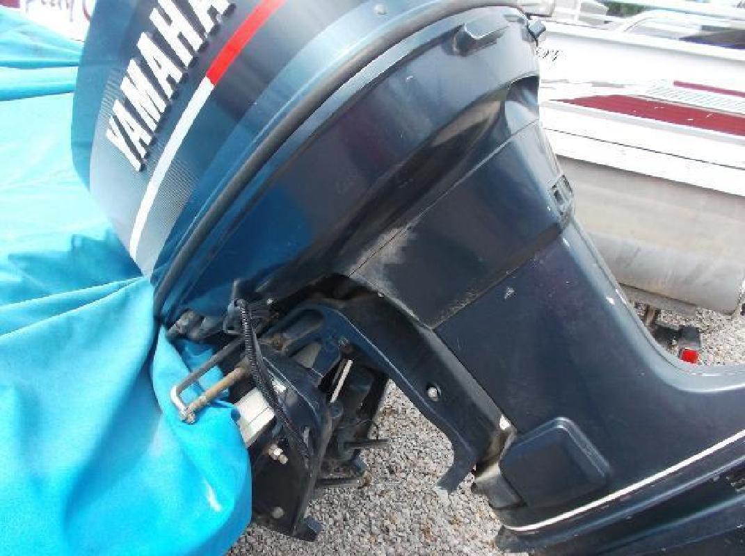 1991 Cajun Bass Boat Arma KS