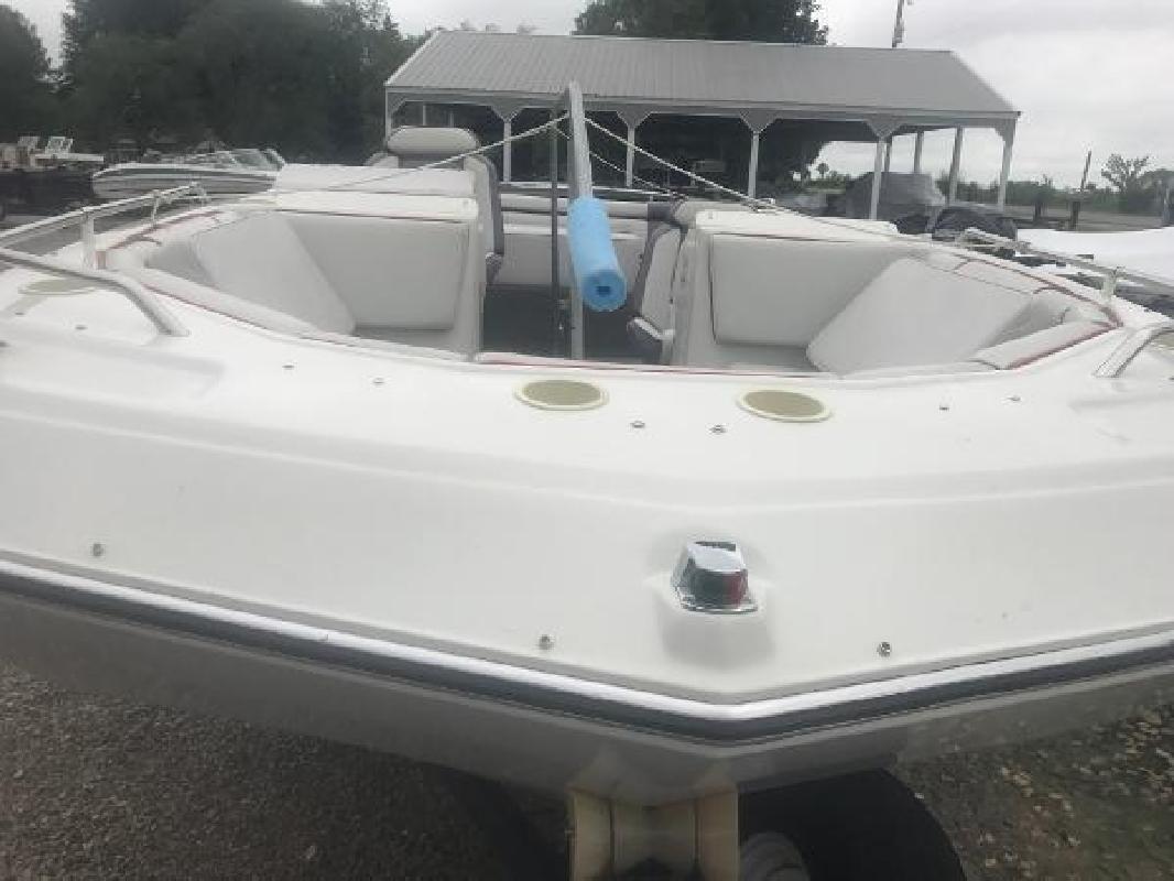 1990 Four Winns Deck Boat Arma KS