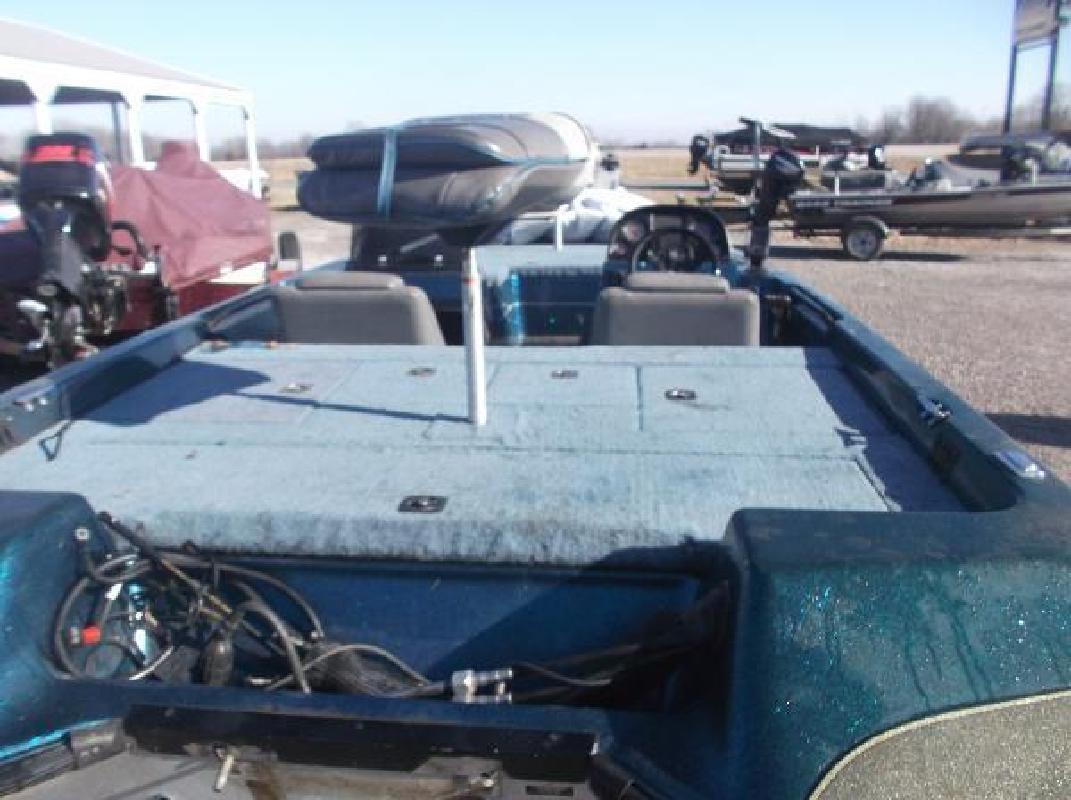 1986 Hydra-Sports BASS BOAT Arma KS