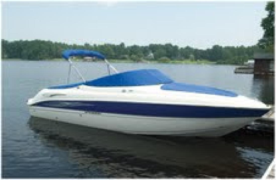 2010 25' Stingray Boat Company 250LR