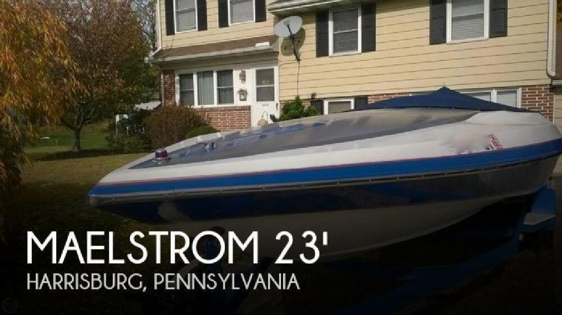 1989 23 Classic Speed Boat Harrisburg PA