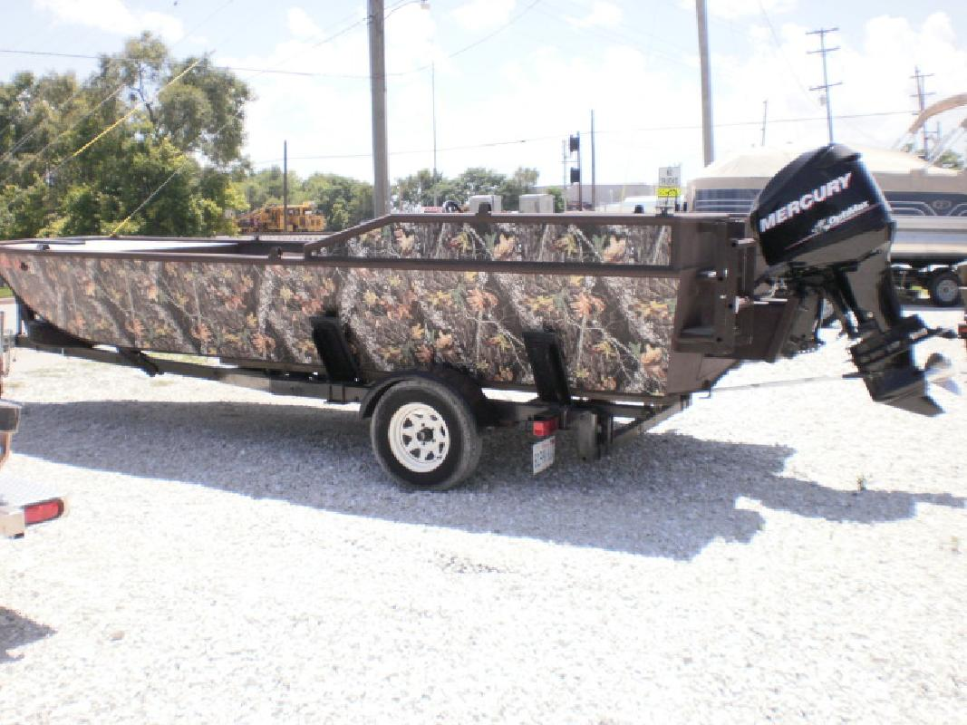 2010 Homemade Custom Plate Boat in Beardstown, IL