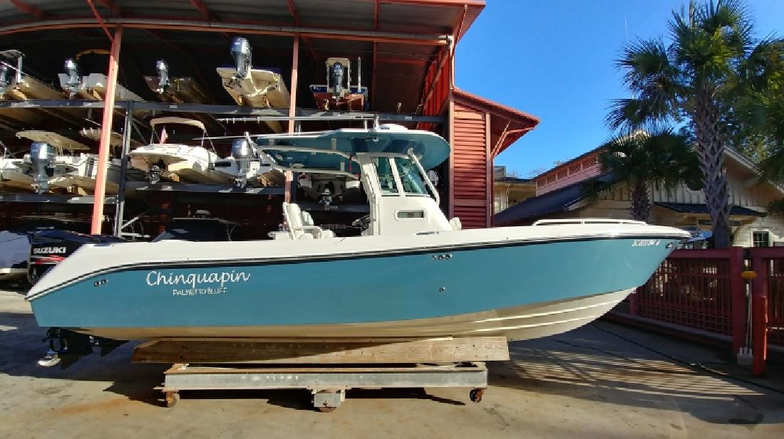 Everglades Boats 290CC Center Console Boat in Bluffton, SC