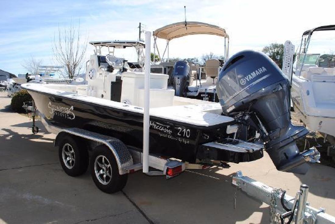2016 Egret Mocassin 21 Bay-Flats Boat Mary Esther FL