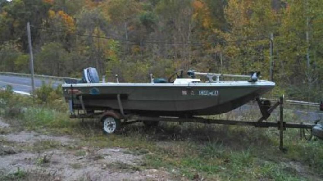 1 200 1980 sea star fishing boat mcconnelsville ohio for Fishing boats for sale in ohio