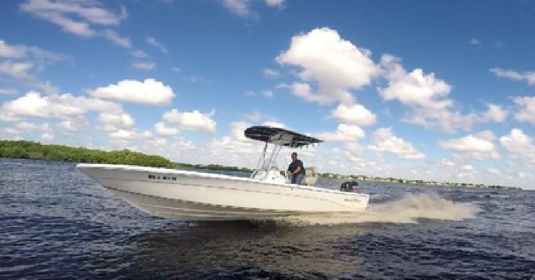 $49,999 24' 2015 Nautic Star 2400 Bay Boat with 250 H.P. Suzuki Outboard