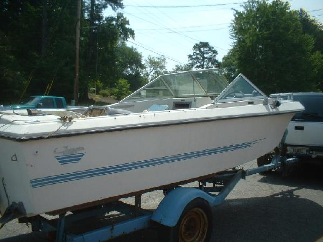 1977 16 39 charger boats 16ft bowrider for sale in for 16 foot aluminum boat motor size