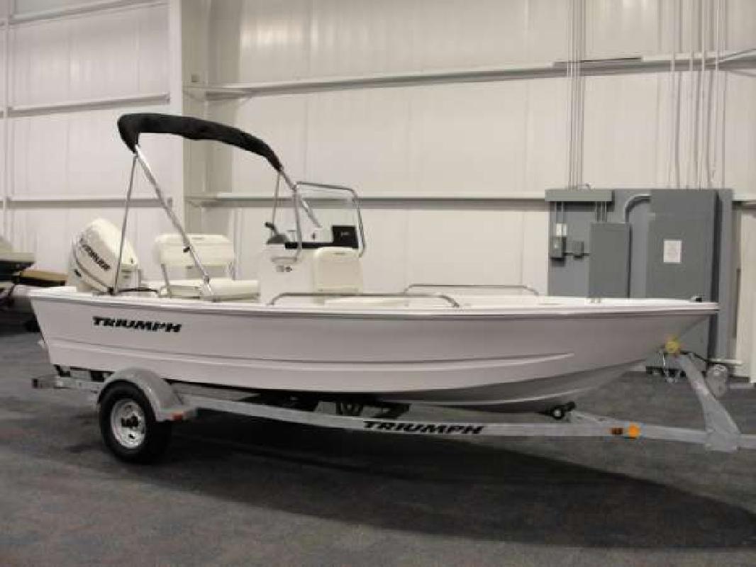 2011 16' Triumph Boats 170 CC for sale in Kalamazoo