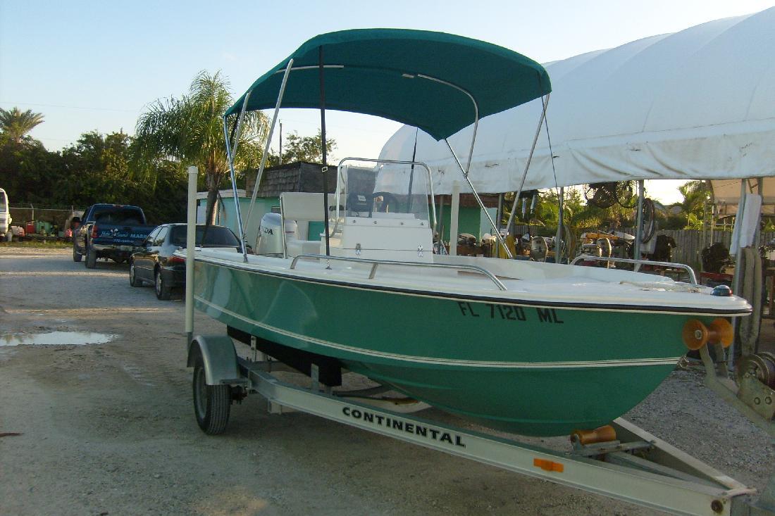 2004 17' Sea Strike Boats 17 CC