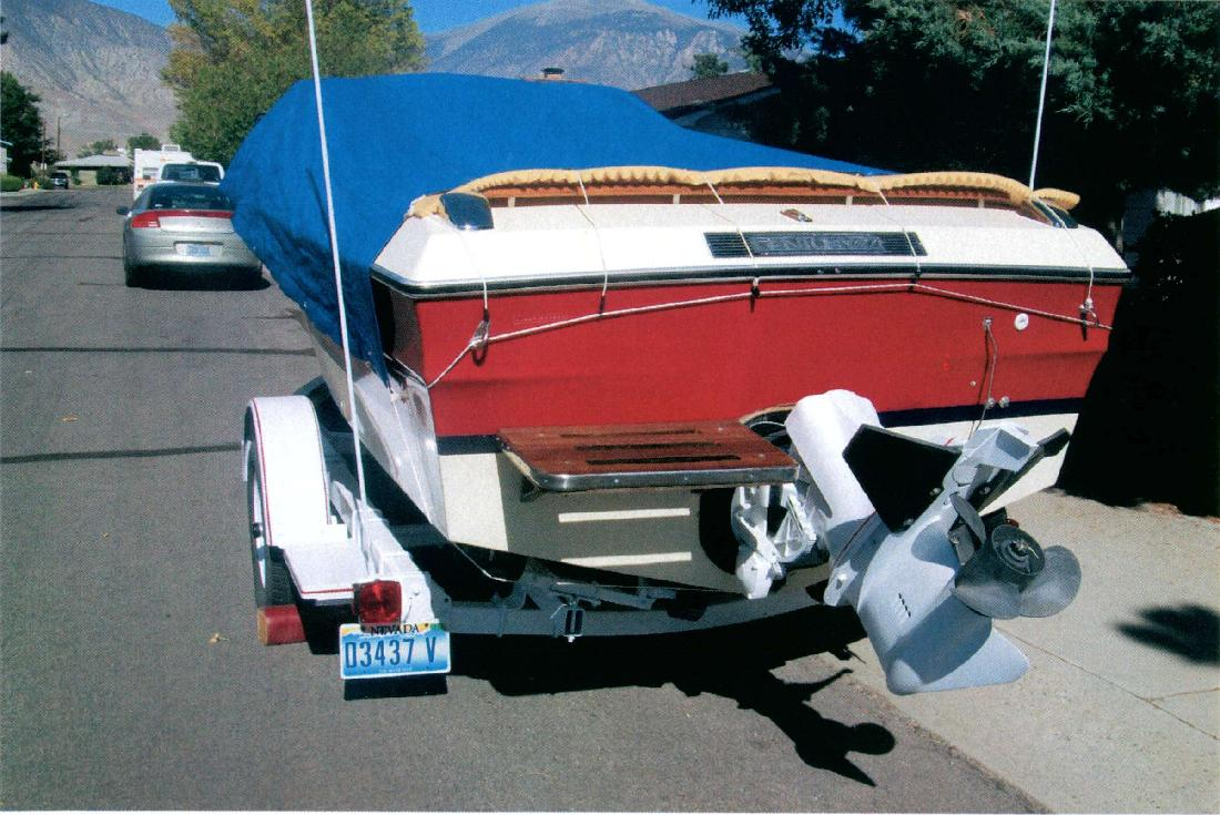 1980 18 39 century boats 180 for sale in hawthorne nevada for Century motor date code