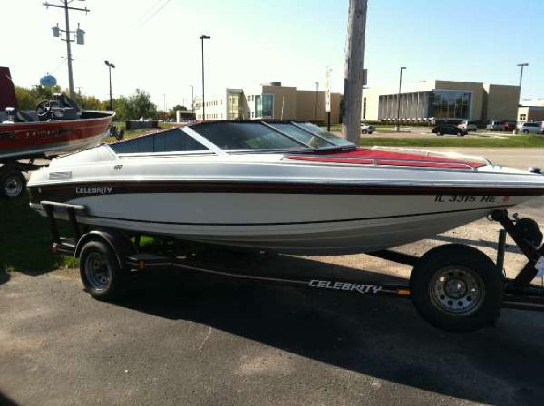 Used Celebrity 180 Bowrider For Sale on craigslist