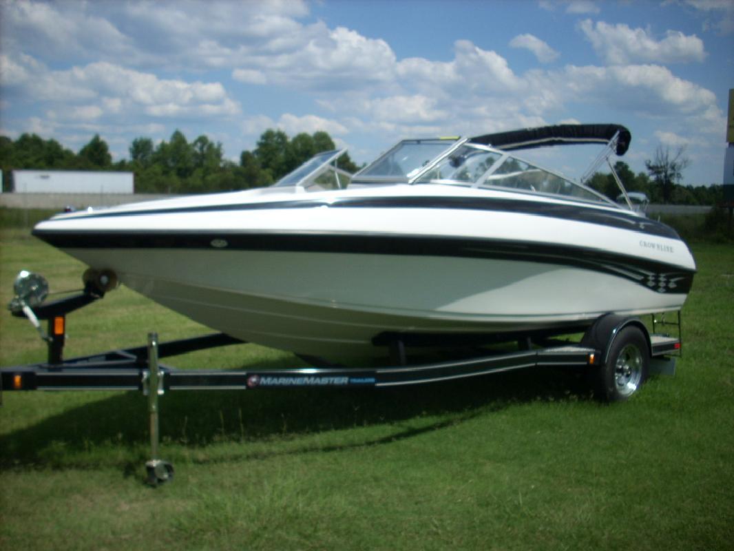 2006 18 Crownline Boats 180 Br For Sale In Valdosta