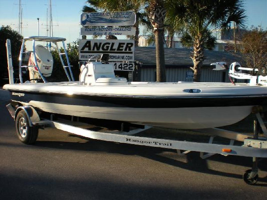 2009 18' Ranger Boats 184 Ghost