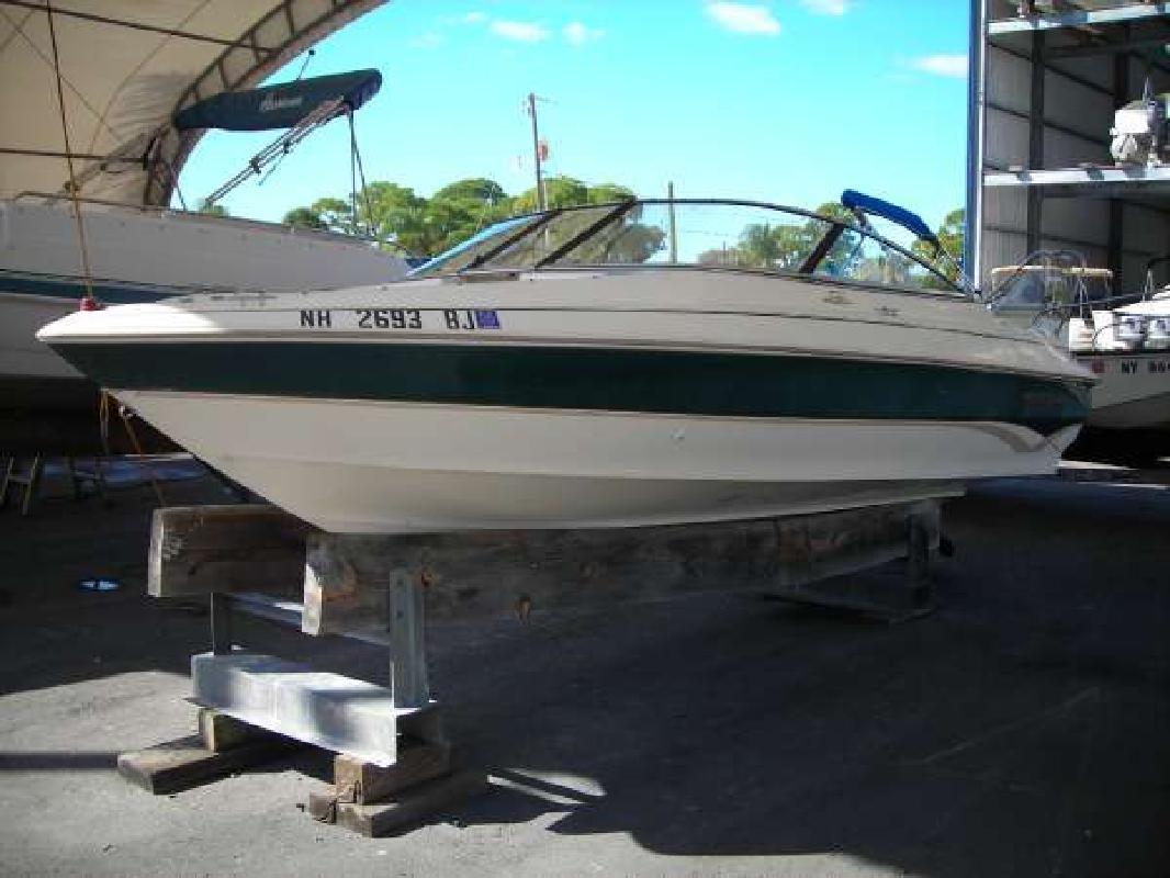 1996 18' Monterey Boats 186 Montura