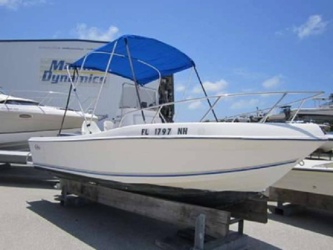 $5,977 Used 1997 Cobia Boats 194cc