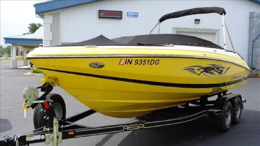 2009 Regal Boats sport boats 2000RS Syracuse IN