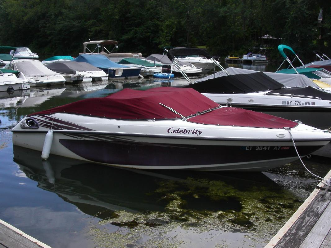 Boat: 1997 Celebrity Boats 220 Bowrider