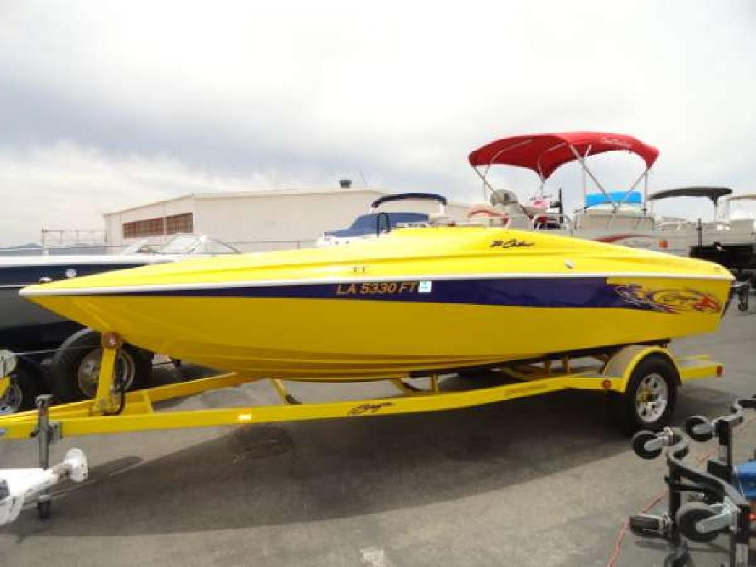 2004 20' Baja Performance Boats 20 Outlaw in Boulder City, Nevada