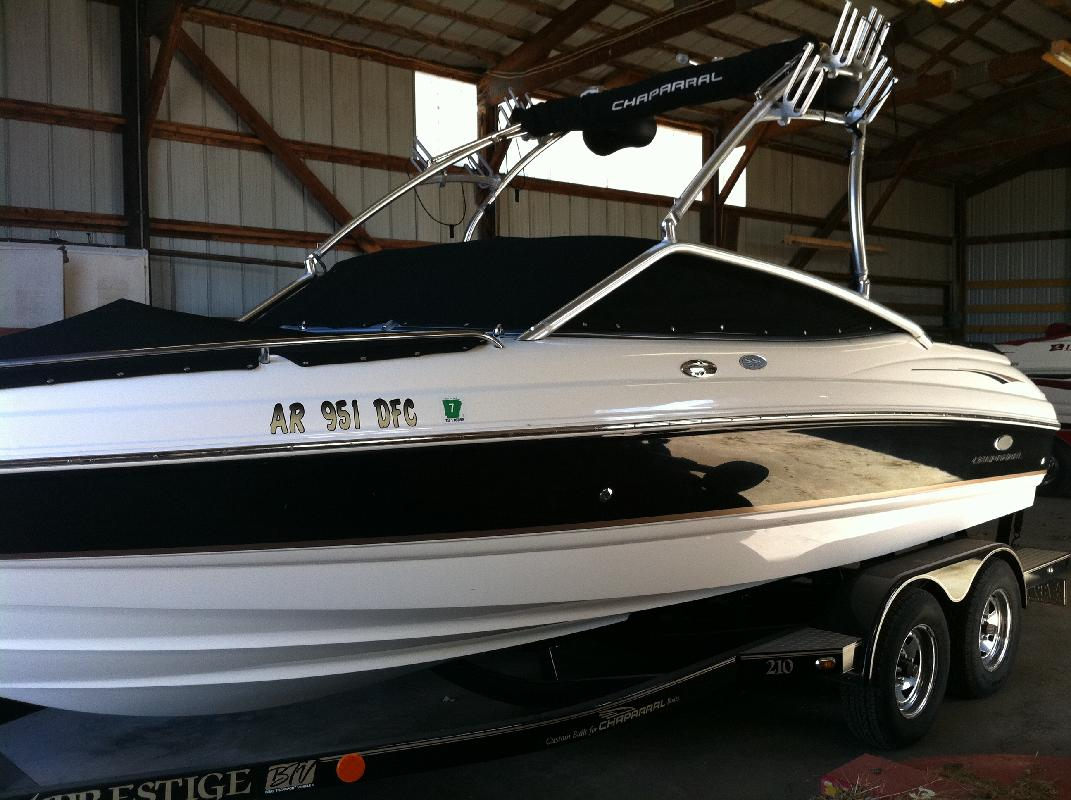 2006 21 Chaparral Boats 210 Ssi For Sale In Rogers