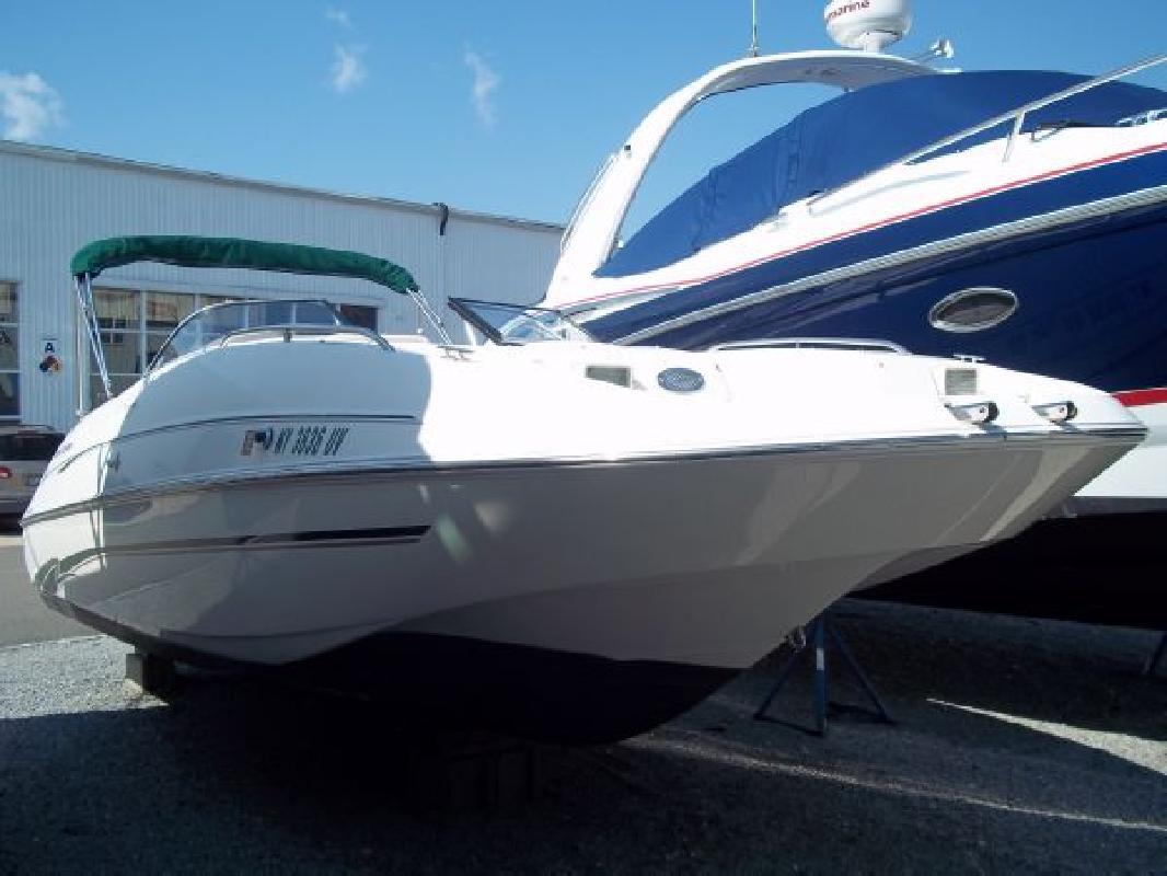 2000 22' Monterey Boats 220 Explorer