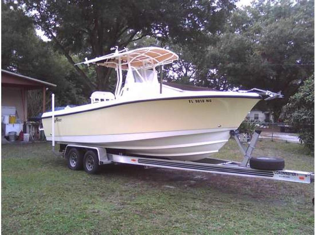 2007 22' Edgewater Power Boats 228 CC in Tampa, Florida
