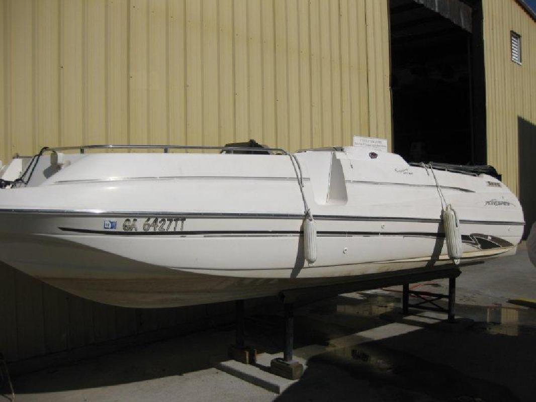 1999 23' Monterey Boats 230 Explorer for sale in Canton, Georgia | All Boat ...