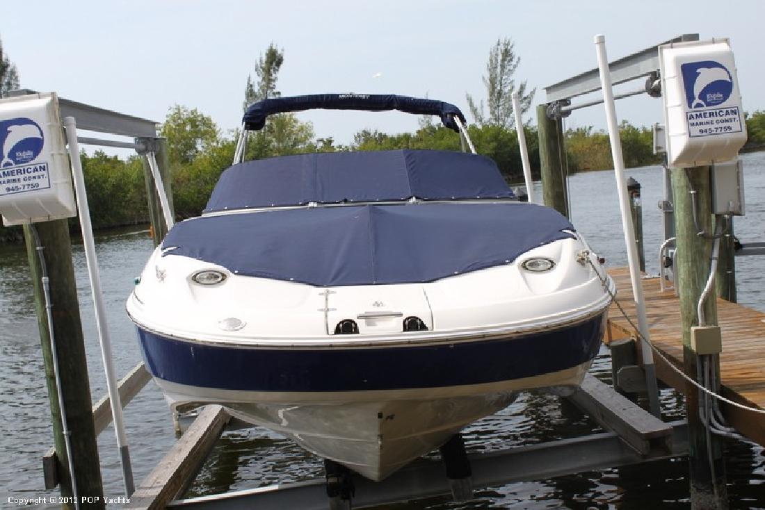 2005 23' Monterey Boats 233 Explorer