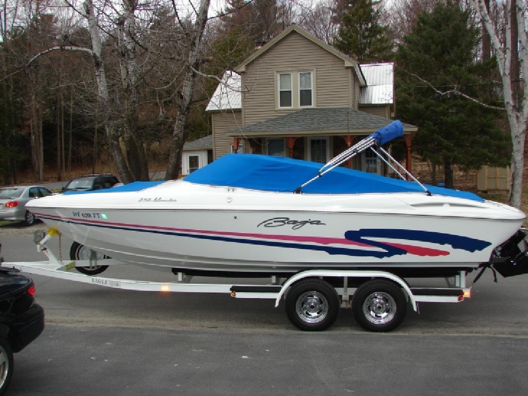 1998 23 U0026 39  Baja Performance Boats 23 Islander For Sale In Lake George  New York