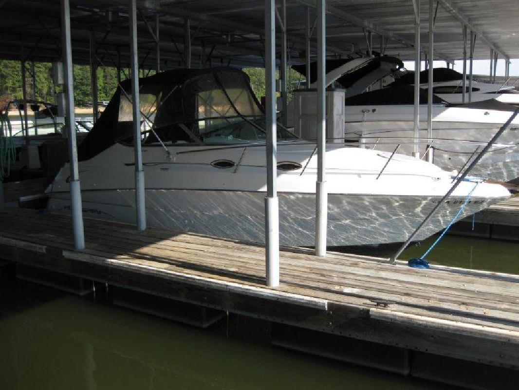 1999 24' Monterey Boats 242 Cruiser in Canton, Georgia
