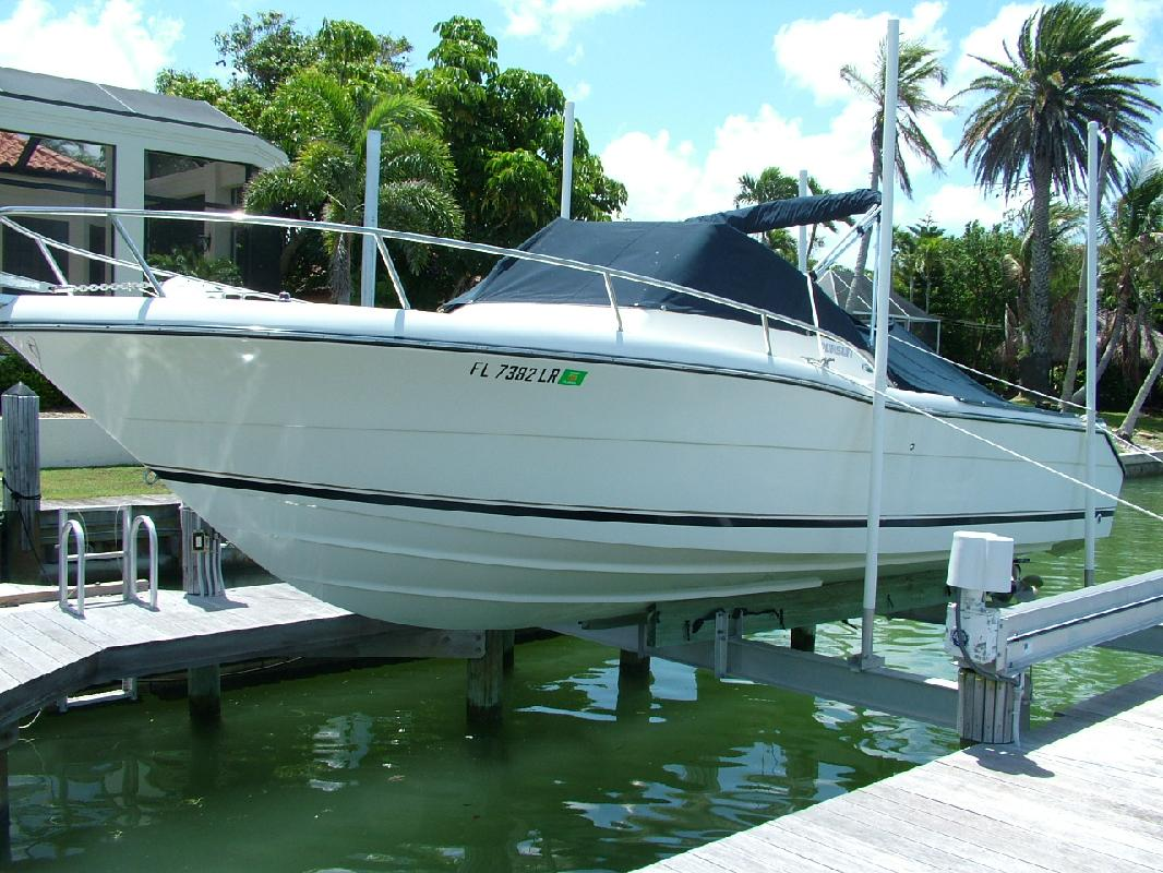 2001 24' Pursuit Boats 2460 Denali in Naples, Florida