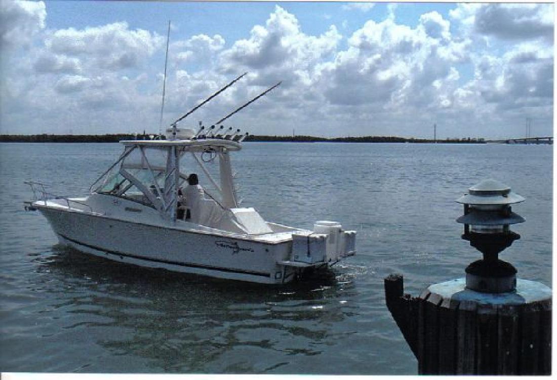 2005 24' Albemarle Boats 248
