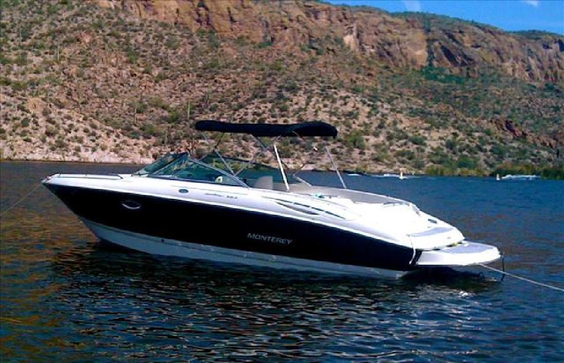 2004 24' Monterey Boats 248LS in Tempe, Arizona