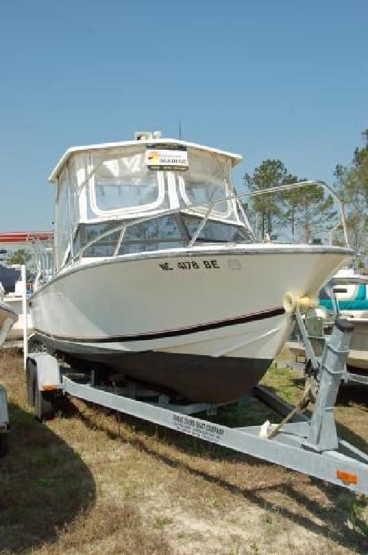 1985 24' Albemarle Boats 24 Express