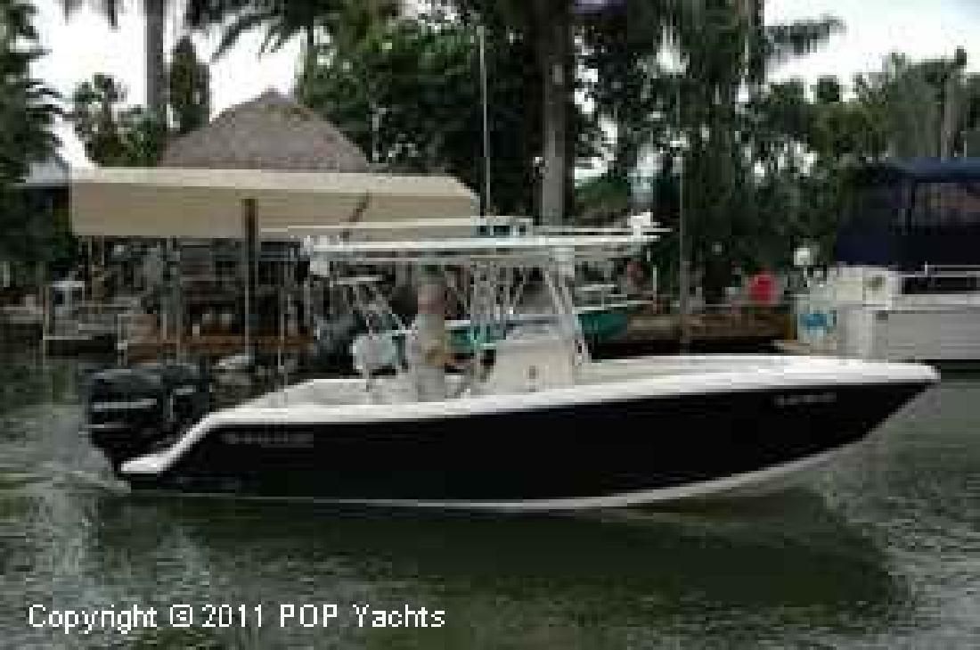2008 24' McKee Craft Boats 24 Freedom CC