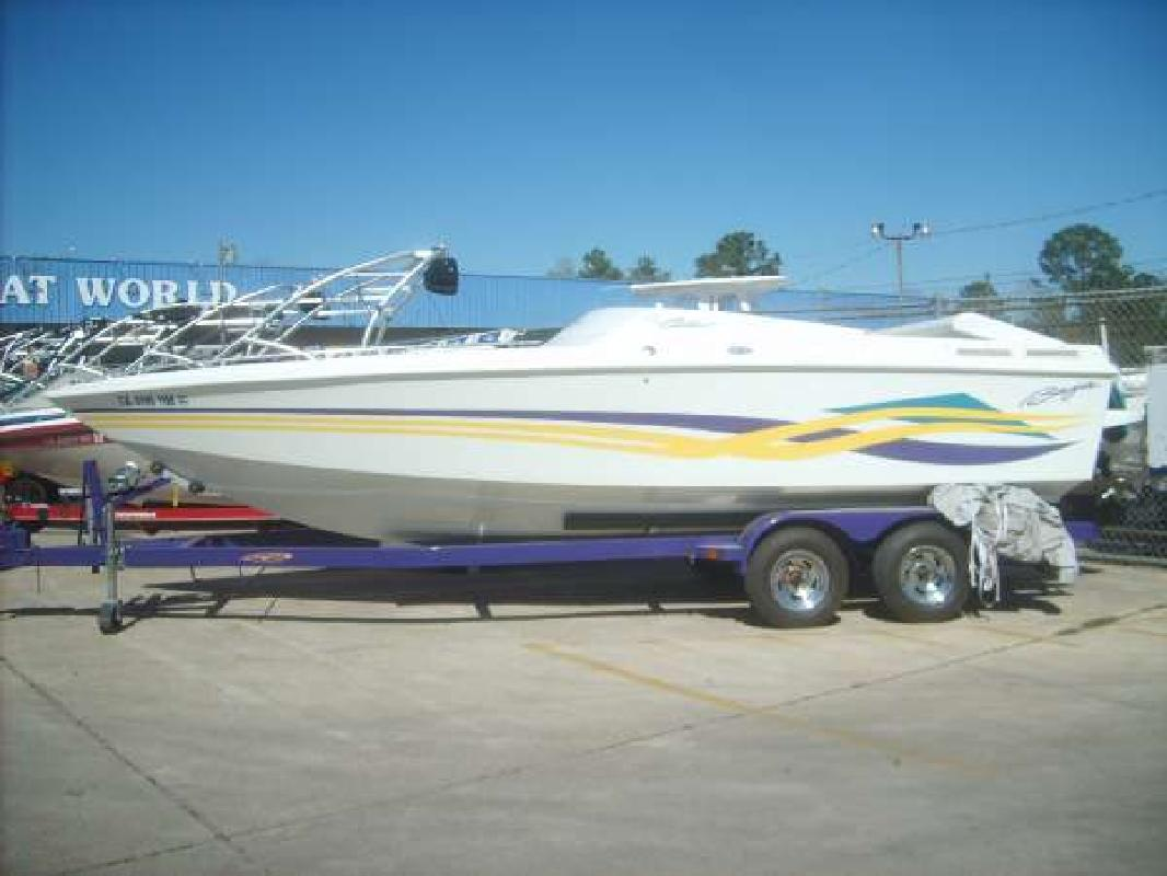 1995 24' Baja Performance Boats 24 Outlaw in Houston, Texas