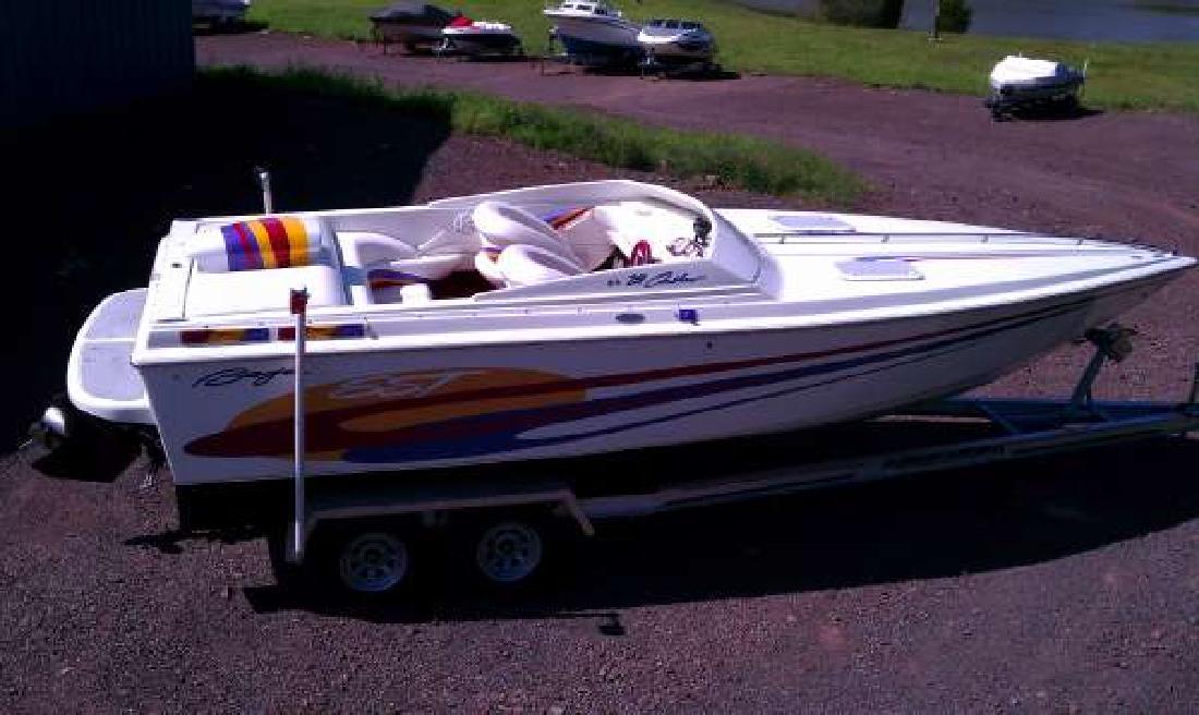 1996 24' Baja Performance Boats 24 OUTLAW in Quakertown, Pennsylvania