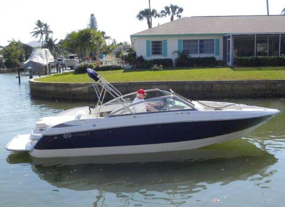 2006 24' Cobalt Boats 24 SX in Naples, Florida